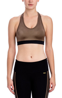 Brazil Wear by KSL Ouro Classic Sports Bra