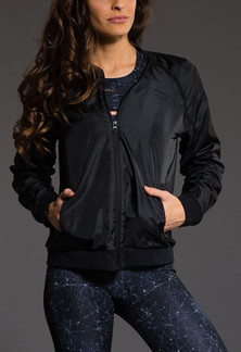 Onzie Black Perfect Winter Jacket