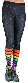 Shape Up 70's Rainbow Legging