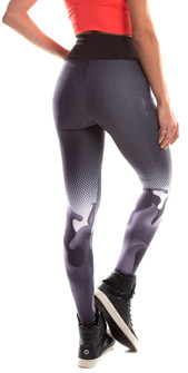 Vestem Gym Progress Print Legging