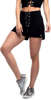 Vestem Black Relaxed Boxer Short