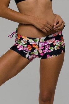 Onzie Butterfly Side String Short