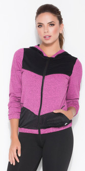 Protokolo Pink Darcy Sports Jacket
