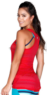 Protokolo Red Eternity Mesh Tank