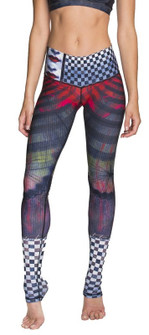 Niyama Sol Pink Pop Endless Legging