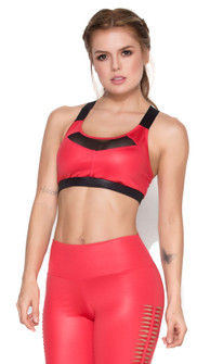 Protokolo Red Ellen Sports Bra