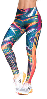 Protokolo Printed Explotion Legging