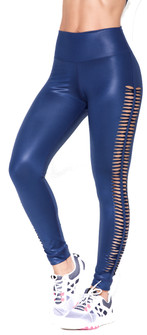 Protokolo Navy Lizzie Leggings