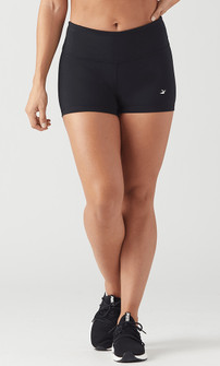 Glyder Black Core Short