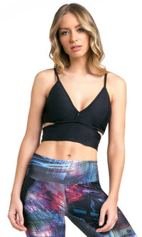 Vestem Black Feather Top