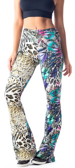 Vestem Jungle Animal Print Pant