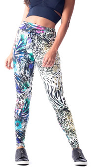 Vestem Jungle Animal Print Legging