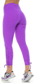 Protokolo Purple Mandy Leggings