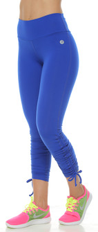 Protokolo Electric Blue Mandy Leggings