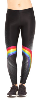 Terez Rainbow Life Leggings