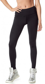 Vestem Black Gloss Basic Legging