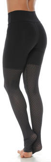 Protokolo Deena Black Leggings