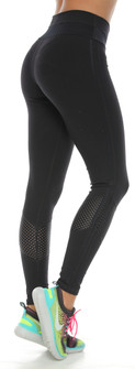 Protokolo Black Kenzia Leggings