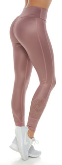 Protokolo Paige Rose Gold Legging