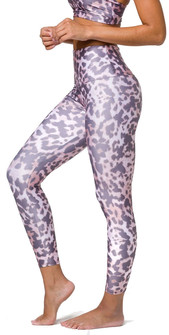 Onzie Wild Thing Print High Waistband Legging
