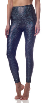 Emily Hsu Designs Midnight Mermaid Sneaker Legging