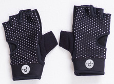Protokolo Black/White Gloves