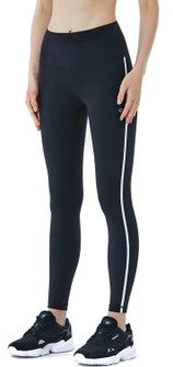 Mulawear Black Go Getter Leggings