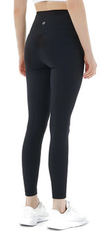 Mulawear Black Up Down No Cut Leggings