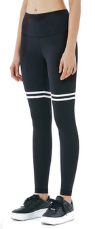 Mulawear Black Speed Up Leggings