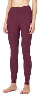 Mulawear Burgundy One Mile Leggings Air Stream 24.5