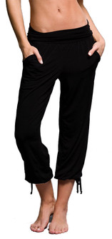 Onzie Black Gypsy Pants