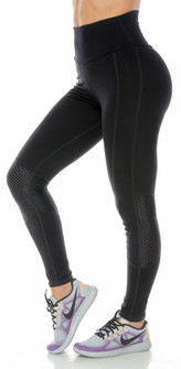 Protokolo Black Lena Leggings