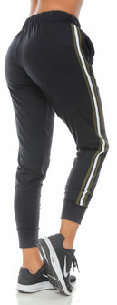 Protokolo Black-Army Katelin Leggings