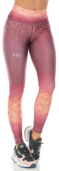 Protokolo Iris Printed Leggings