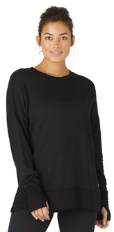 Glyder Apparel Lounge Long Sleeve In Black