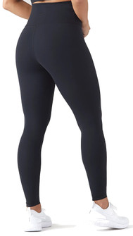 Glyder Apparel High Waist Pure Legging In Black