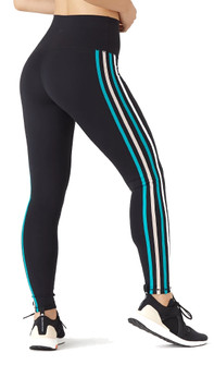 Glyder Apparel Incline Legging In Black