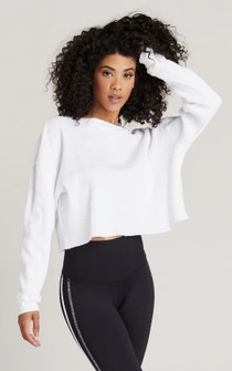 Strut-This Axel Thermal In White