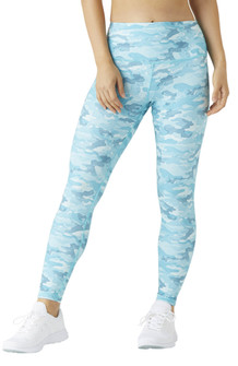 Glyder Apparel High Power Legging 2 - H2O Camo Print
