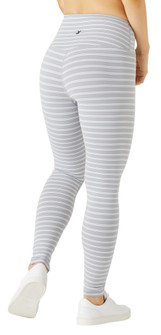 Glyder Apparel Sultry Legging Granite-White Stripe