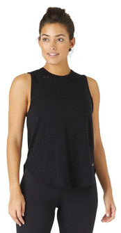 Glyder Apparel Mood Tank In Black