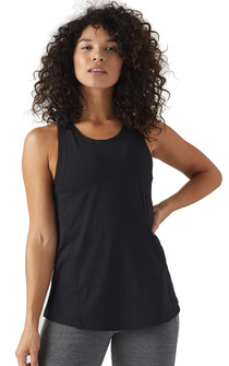 Glyder Apparel Keen Tank In Black