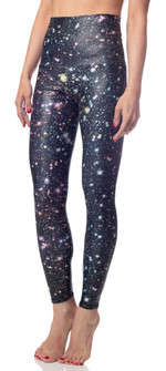 Emily Hsu Designs Galaxy Sparkle Legging
