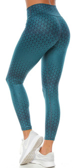 Protokolo Regina Green Leggings