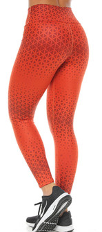 Protokolo Regina Orange Leggings