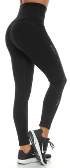 Protokolo Alesha Legging In Black