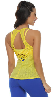 Protokolo Bella Tank in Yellow