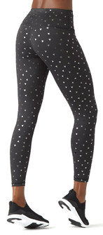 Glyder Apparel High Power Legging 2 - Black-Black Triangle