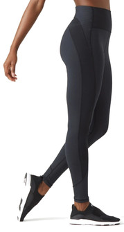 Glyder Apparel Curve Legging In Black