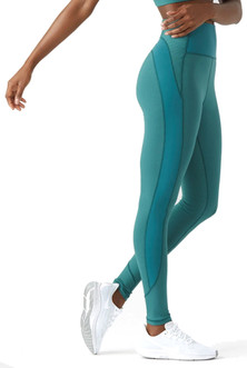 Glyder Apparel Curve Legging In Evergreen